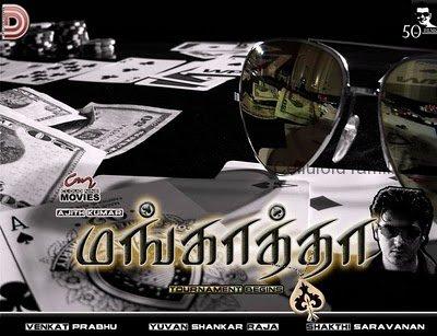 Mankatha Bluray 1080p HD Online