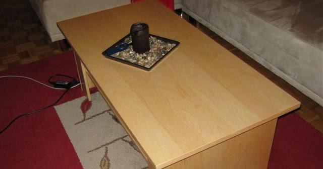 ! Zu verschenken Doppelbett KirschholzMetall sowie Clubtisch Holz