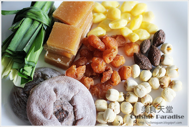 Lotus seeds longan and persimmon sweet soup by cuisine paradise this is the most common chinese new year sweet soup that is being favourite by old and young generation you can manipulate with the ingredients according forumfinder Choice Image