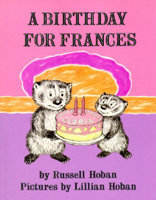 Birthday for Frances book cover