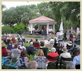 Memorial Day Weekend in St. Augustine 1 concerts+in+the+plaza+2 St. Francis Inn St. Augustine Bed and Breakfast