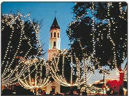Nights of Lights Events - A Sampling! 3  nights+of+lights+2 St. Francis Inn St. Augustine Bed and Breakfast