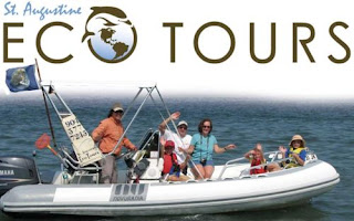 This Weekend in St. Augustine 3  ecotour%2Bboat%2Bweb St. Francis Inn St. Augustine Bed and Breakfast