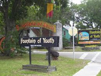 FOUNTAIN OF YOUTH ON SUNDAY'S NBC TODAY SHOW! 3  Fountain%2Bof%2BYouth%2Bfrom%2Bcity data%2Bdot%2Bcom St. Francis Inn St. Augustine Bed and Breakfast
