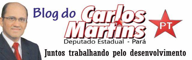 Deputado Estadual CARLOS MARTINS - PT