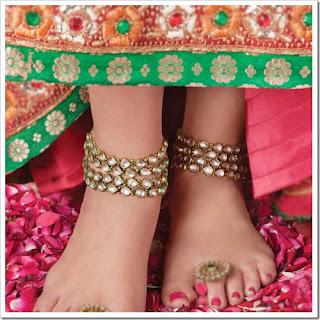 bridal+jewellery+6 thumb  Hint Takı ve hint gelinleri