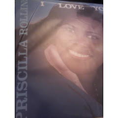 PRISCILLA ROLLINS - i love you lp 198x
