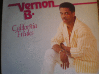 VERNON.B - California Freaks 1989