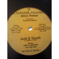 alton parker - just a touch 1988