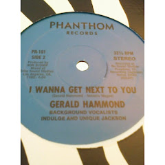 GERALD HAMMOND - i wanna get next to you 198x