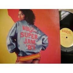 WBLZ LAZER FM -  super jam 1987