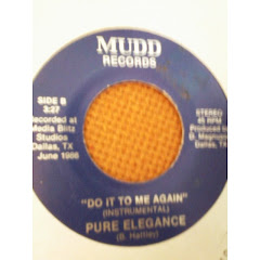 PURE ELEGANCE - do it to me again 1983