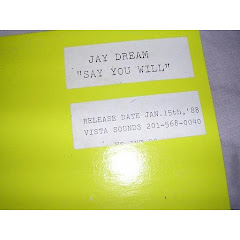 JAY DREAM - say you will 1988