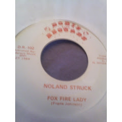 NOLAND STRUCK - Fox Fire Lady 198x GROSSE DEDI A FUNKYBROWN ET  FRANCK-RECORDS