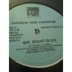 SHERROD & CASSIDY - mr right 198x
