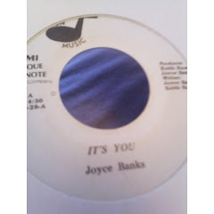 JOYCE BANKS	 - its you 1987
