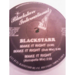 BLACKSTARR - make it right 198x