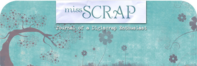 Journal of a Digiscrap Enthusiast