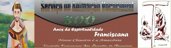 Vocações Franciscanas da Amazônia - OFM