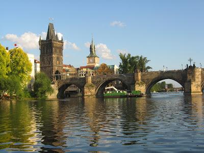 Bridge Tower in Prague