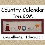 Ellie's Country Calendar