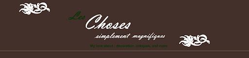 Les Choses Simplement Magnifiques