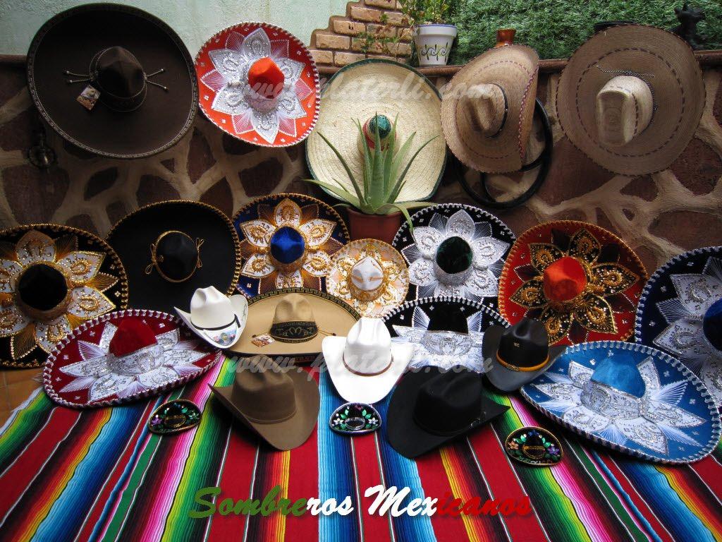 nuestros sombreros mexicanos 12 6 2010
