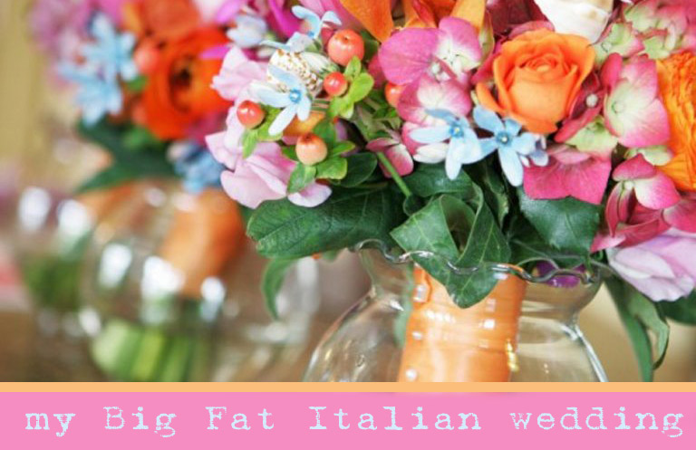 my Big Fat Italian wedding