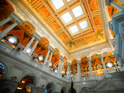 Library of Congress old building