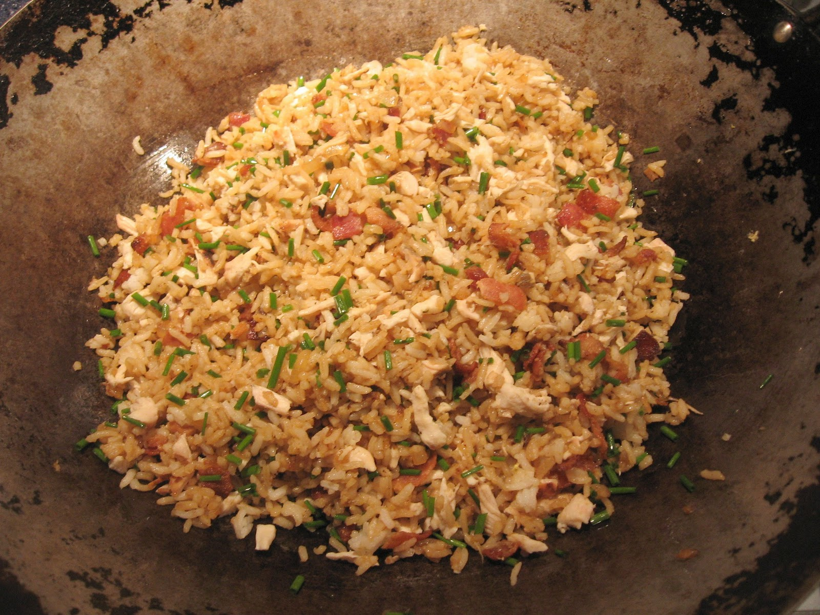 Use Up Leftovers with Loaded Fried Rice - Brown Thumb Mama