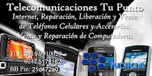 Liberaciones/Reparaciones de teléfonos
