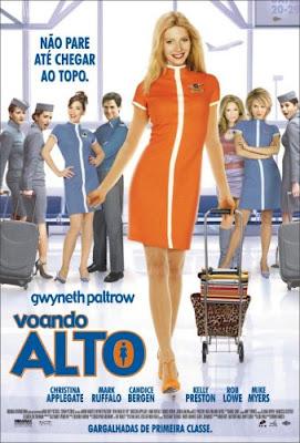Filme Poster Voando Alto DVDRip XviD + Legenda