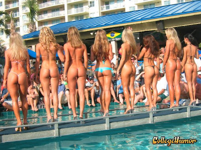 tiniest bikini contest. BIKINI contest in BRAZIL! [THERE ARE naked?]