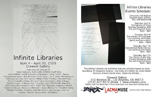 Infinite Libraries