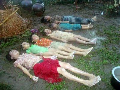 Evil Burmese Junta