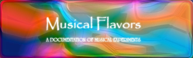 Musical Flavors