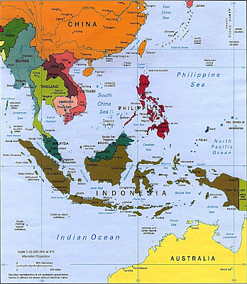 Where is cambodia norococo southeast asia map it is surrounded by thailand laos and vietnam gumiabroncs Images