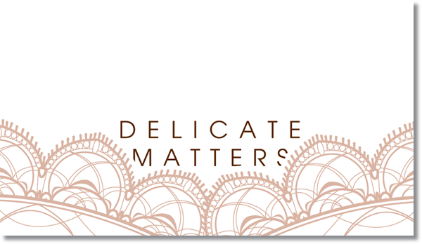 Delicate matters branding pt 1 business cards norococo thought the option shown above hints more to feminine curves in the most subtle classy way much like melissas photography see other options below reheart Image collections