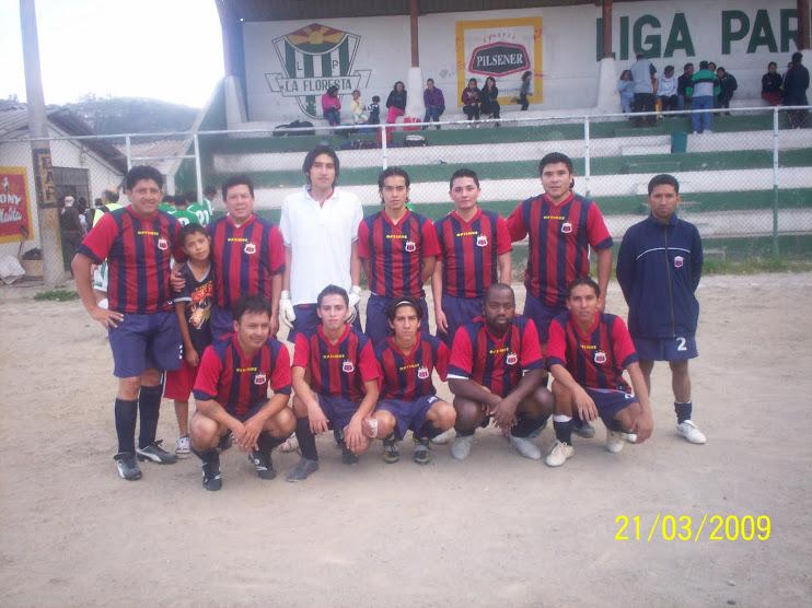 CLUB DEPORTIVO QUITO