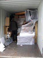 Der Henni im Container