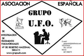 Logotipo del Grupo UFO de Calahorra