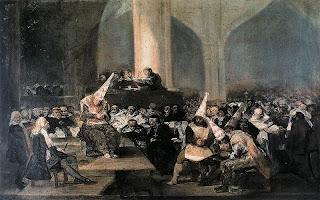Auto de fe de la Inquisición
