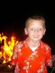 I make fire