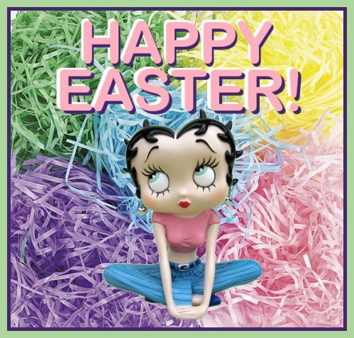 betty boop wallpaper easter. Happy Easter! Betty Boop