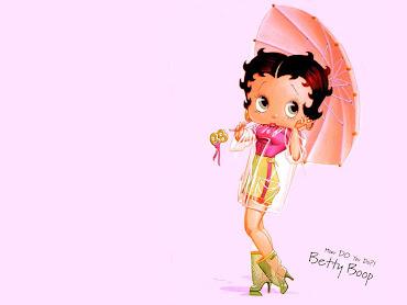 #3 Betty Boop Wallpaper
