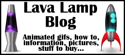 Lava Lamp Blog