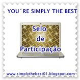 SELO DE PARTICIPAÇÃO - 2º lugar