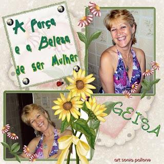 Presente que ganhei da amiga Sonia Pallone. Obrigada querida!