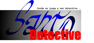 Santo detective blog