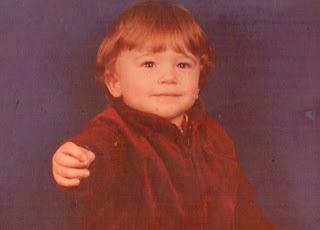 de cuando era chico